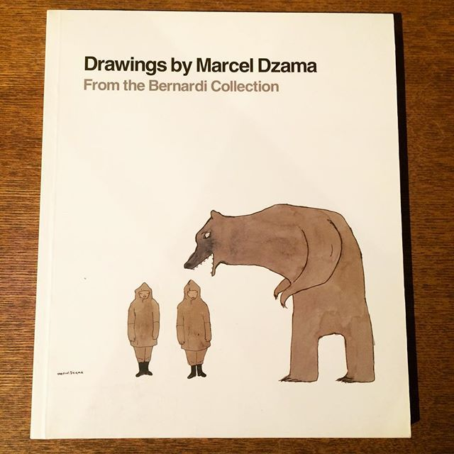 画集「Drawings by Marcel Dzama: From the Bernardi Collection」 - 画像1