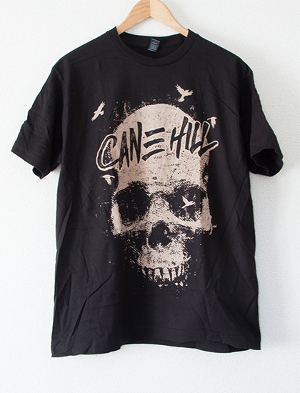 【CANE HILL】Smile T-Shirts (Black)