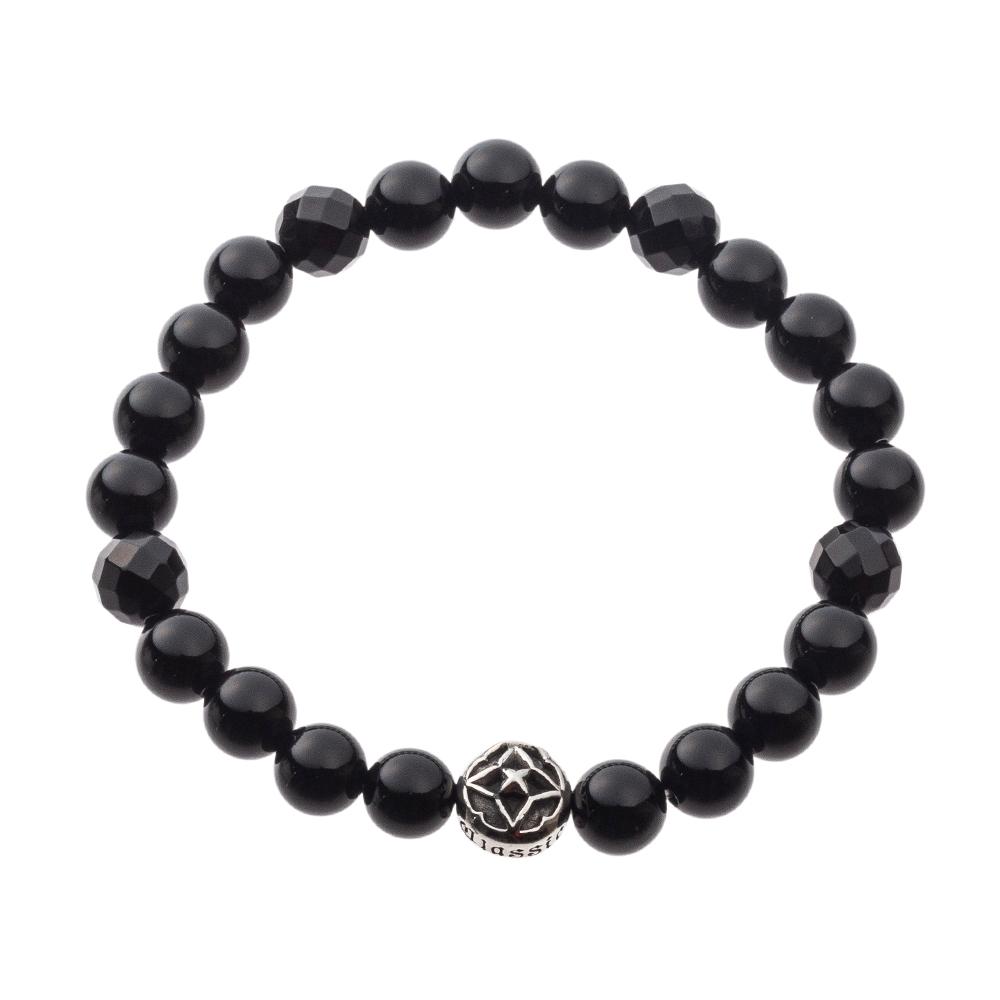 トレサリーオニキス数珠ブレスレット ACB0115