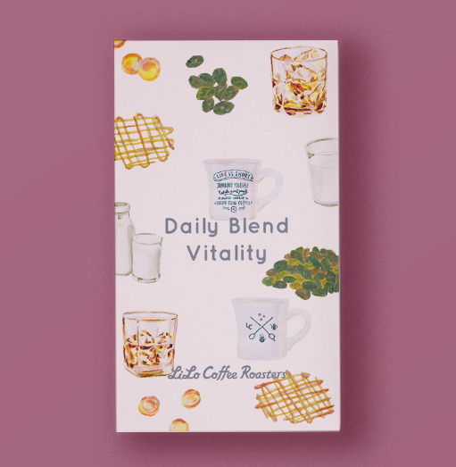 1kg バイタリティーデイリーブレンド Vitality daily blend
