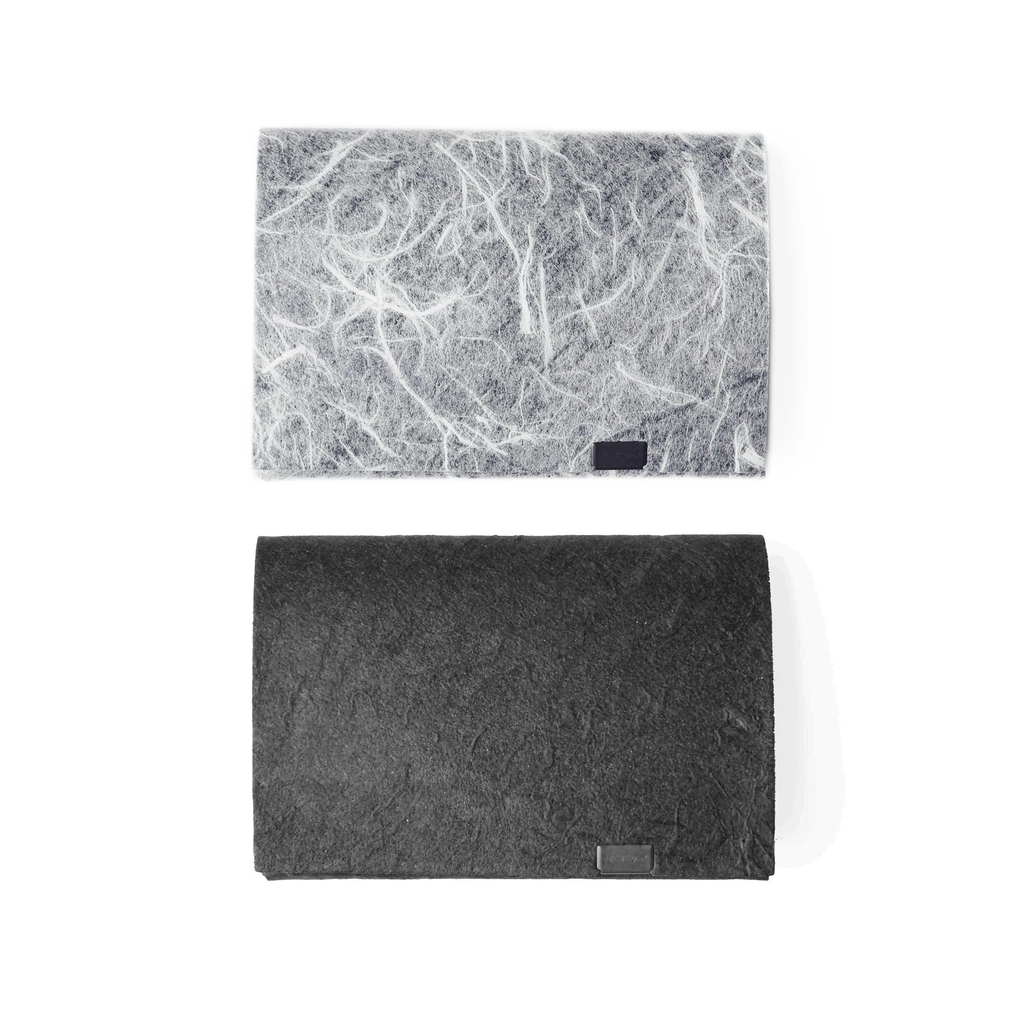 黒和紙/白和紙 -ショートウォレット1.0-
