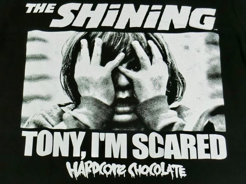 シャイニング ( I'M SCARED ブラック ) / ハードコアチョコレート