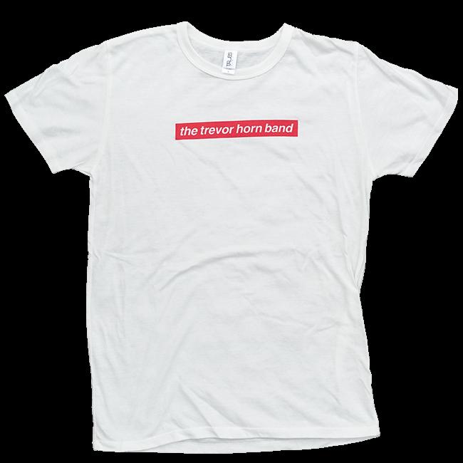 TREVOR HORN THB Tシャツ(ホワイト) - 画像1