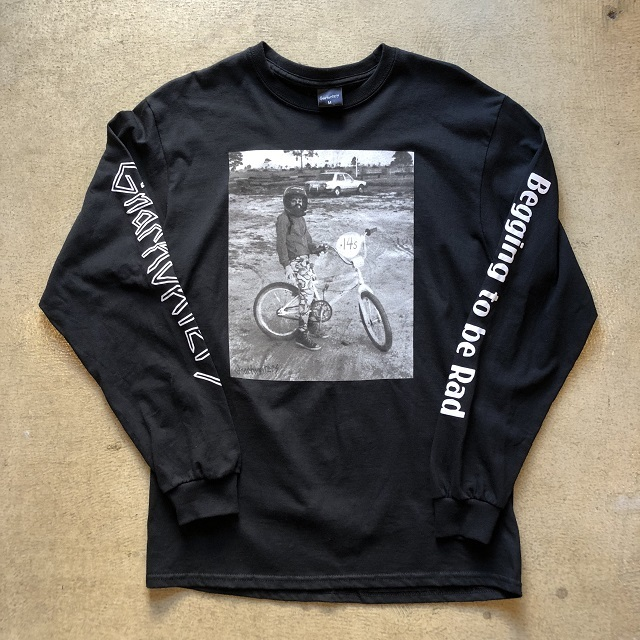 GNARHUNTERS #Begging to be Rad long sleeve