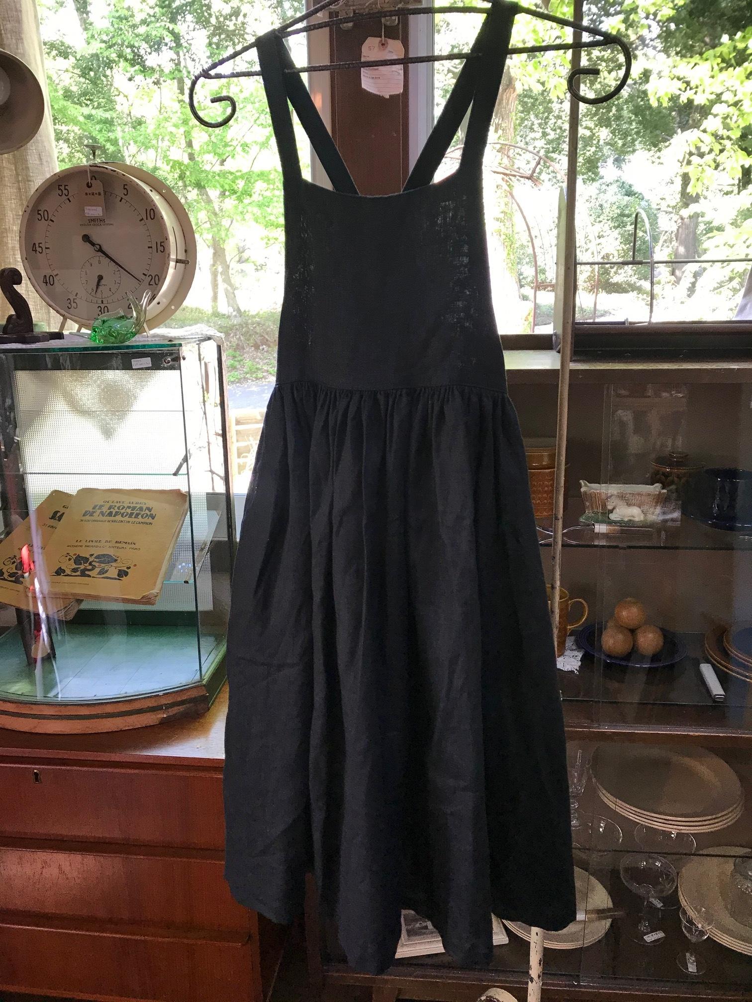 <c'est mignon!>キッズサロペットスカート BK 110cm
