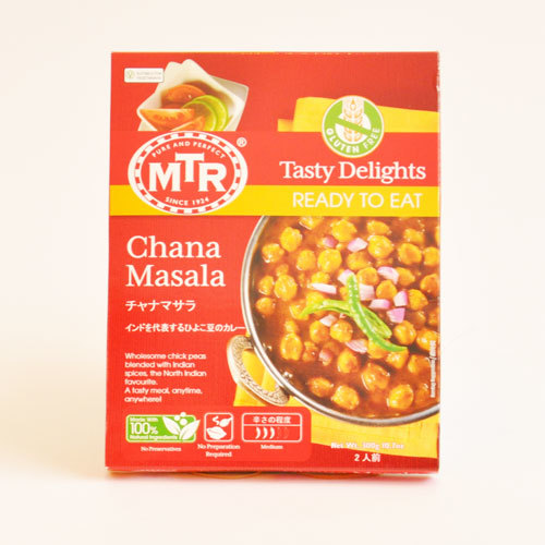 MTR READY TO EAT CURRY Chana Masala