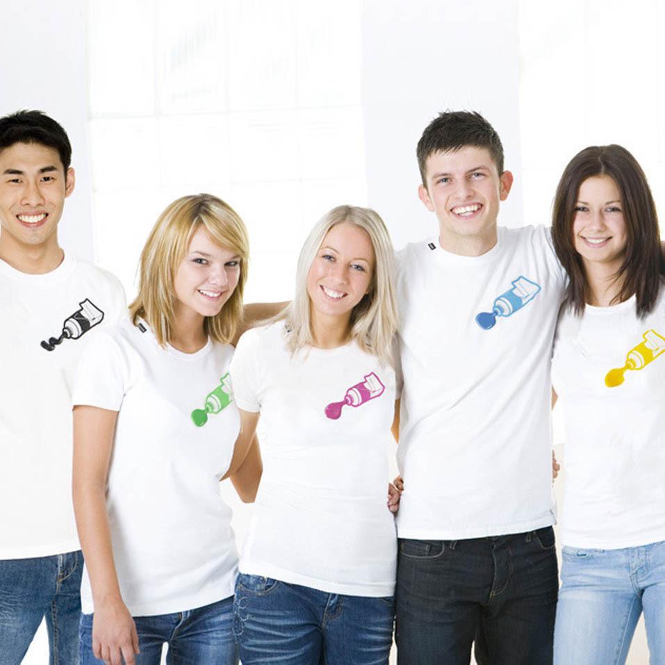 paint Tシャツ