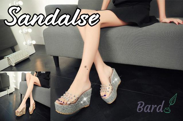 ファッション夏靴 厚底サンダルスリッパパンプスストラップ ウエッジソールサンダル レディース オフィスサンダル ローヒール エナメルサ