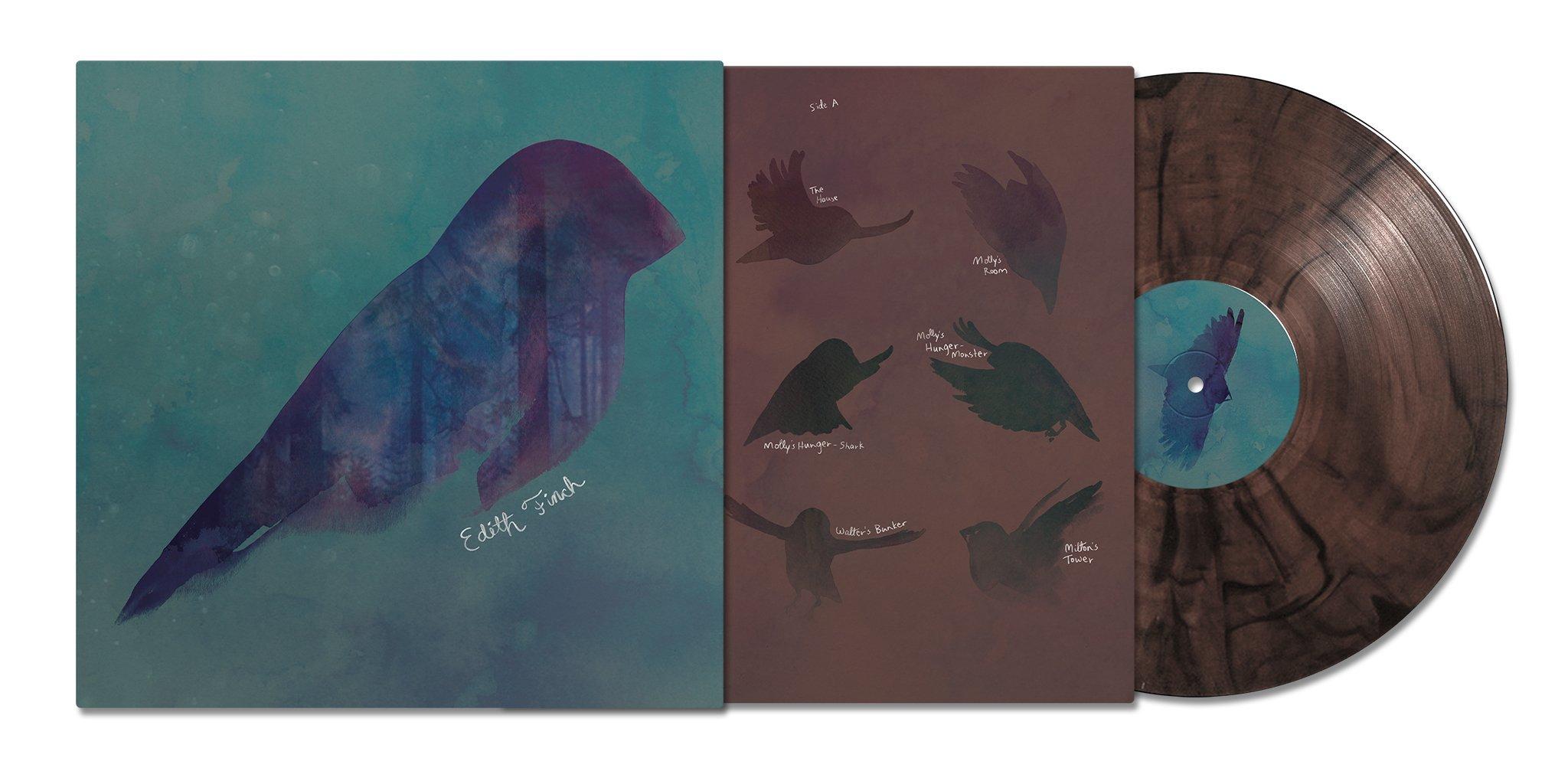 What Remains of Edith Finch Collection / フィンチ家の奇妙な屋敷でおきたこと オリジナルゲームサウンドトラック アナログレコード - 画像5
