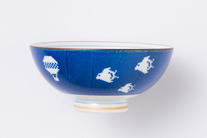 空に千鳥 茶碗 / The Porcelains