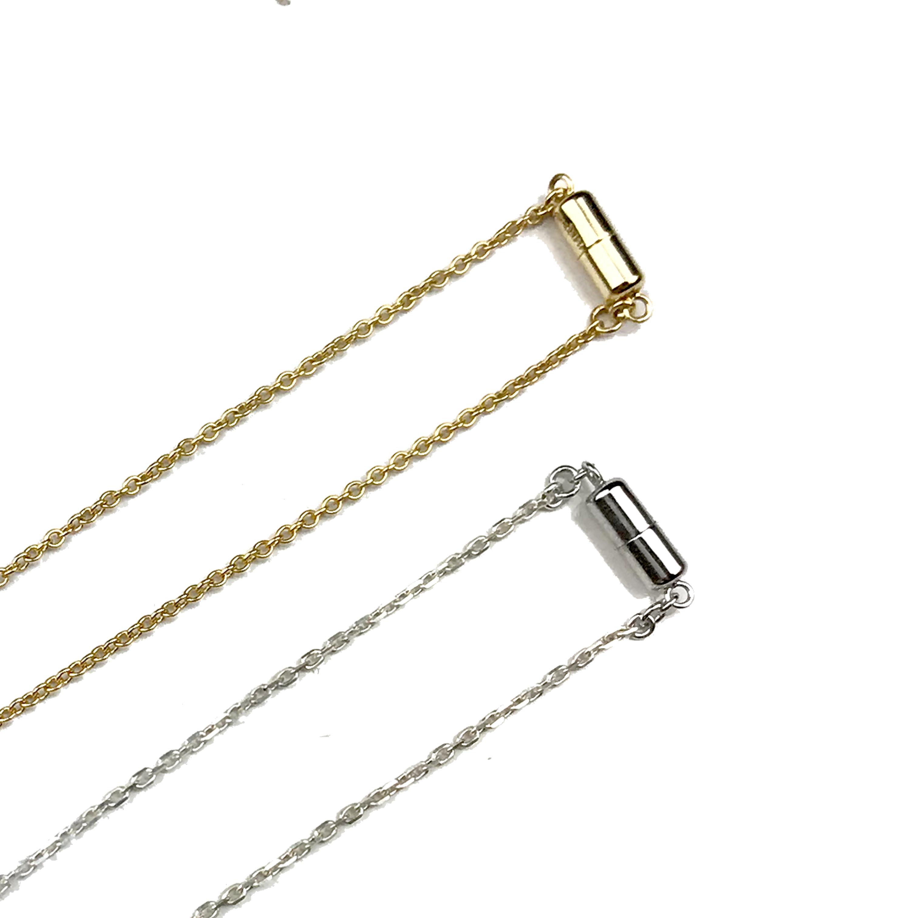 引き輪交換(マグネットクラスプ・Sサイズ )ネックレス、ブレスレット用
