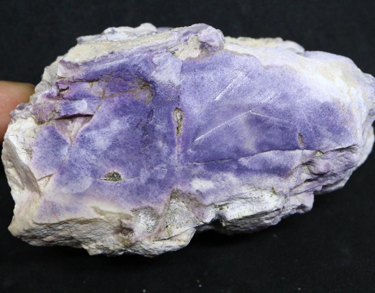 超希少!ティファニーストーン 原石 ユタ州産 227,9g 鉱物 TF006