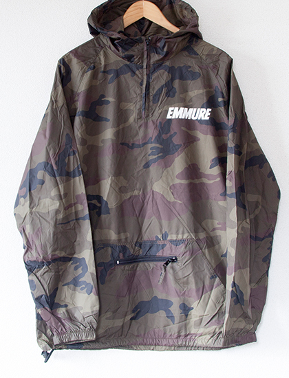 【EMMURE】Cult Windbreaker (Camo)