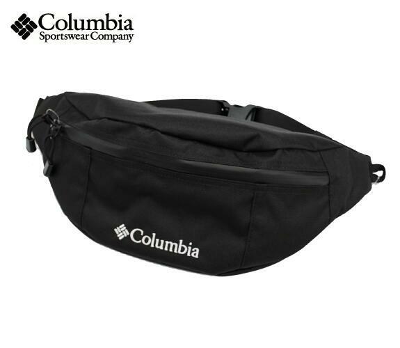コロンビア Columbia ウエストバッグ ヒップバッグ プライスストリームヒップバッグ PU8235 Black