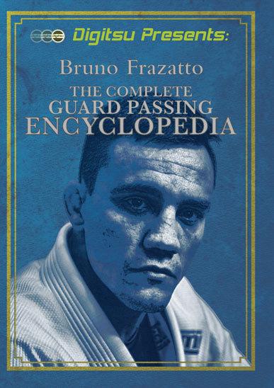 ブルーノ・フラザト 完璧なパスガードの百科事典 DVD2枚組