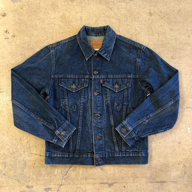 Levi's Denim Jacket ¥8,400+tax