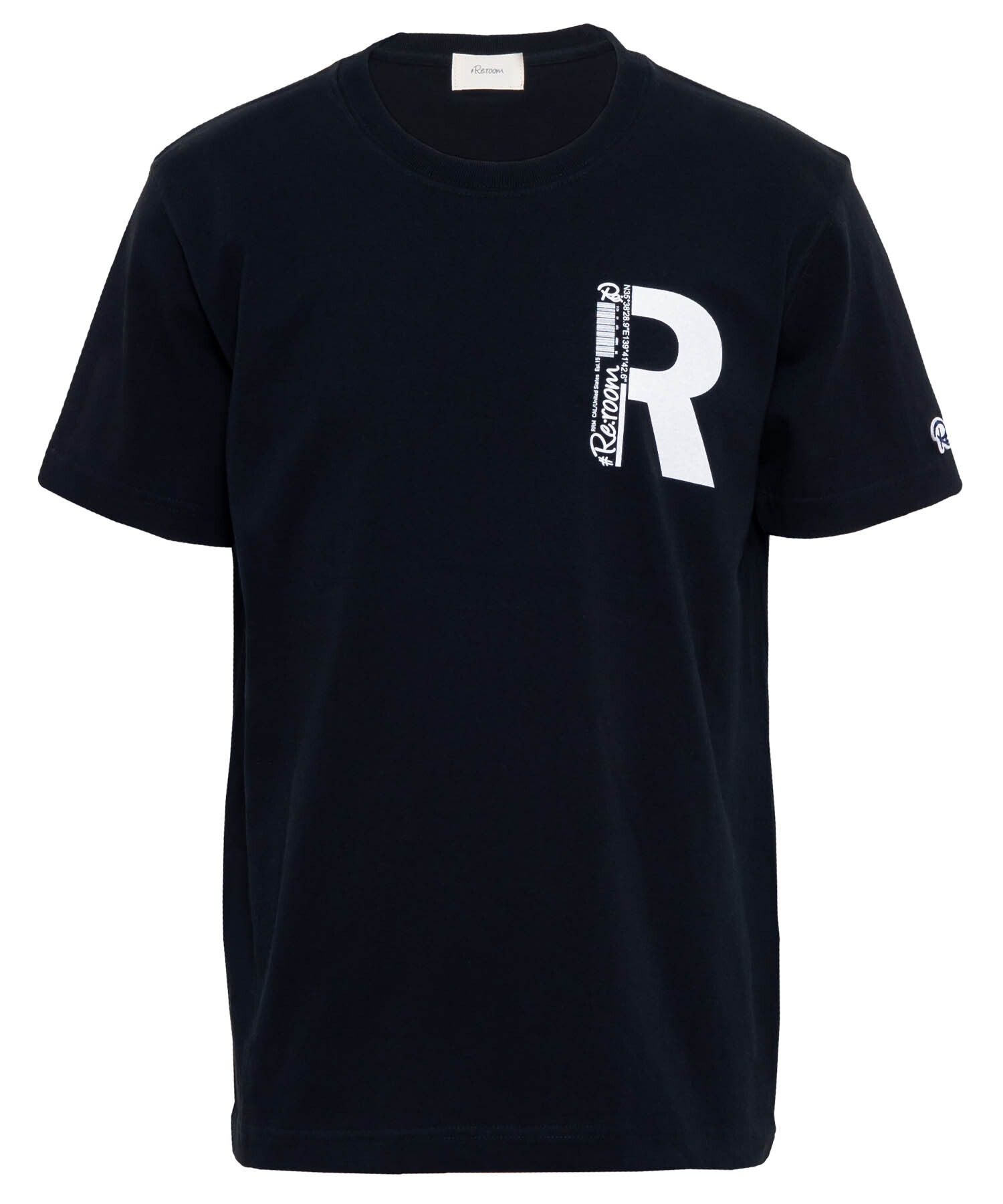 R GRAPHIC PRINT T-shirt[REC374]