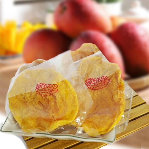 お得なまとめ買い5袋セット!【無糖無添加ドライマンゴー】 マンゴーの達人が手がける台湾玉井愛文マンゴー使用