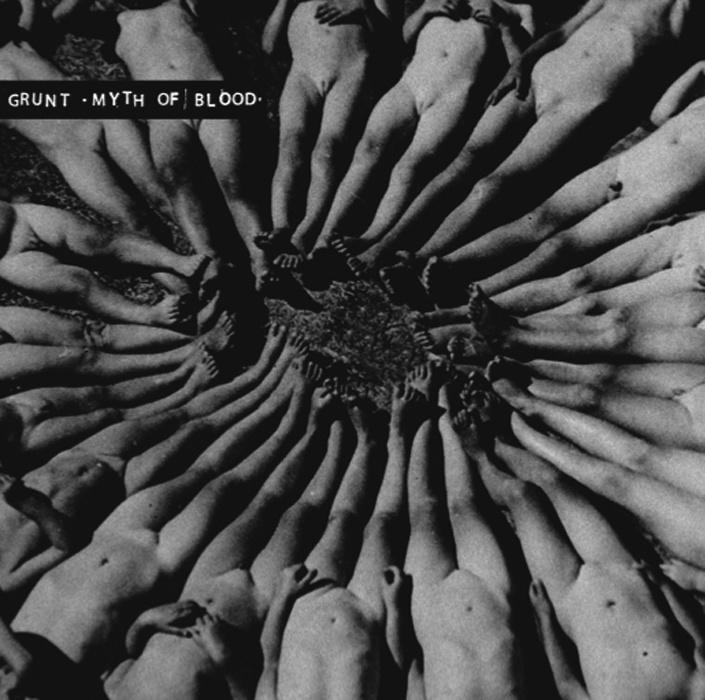 GRUNT - MYTH OF BLOOD.  CD - 画像1