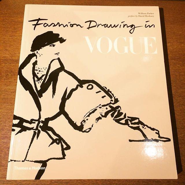 イラスト集「Fashion Drawing in Vogue」 - 画像1