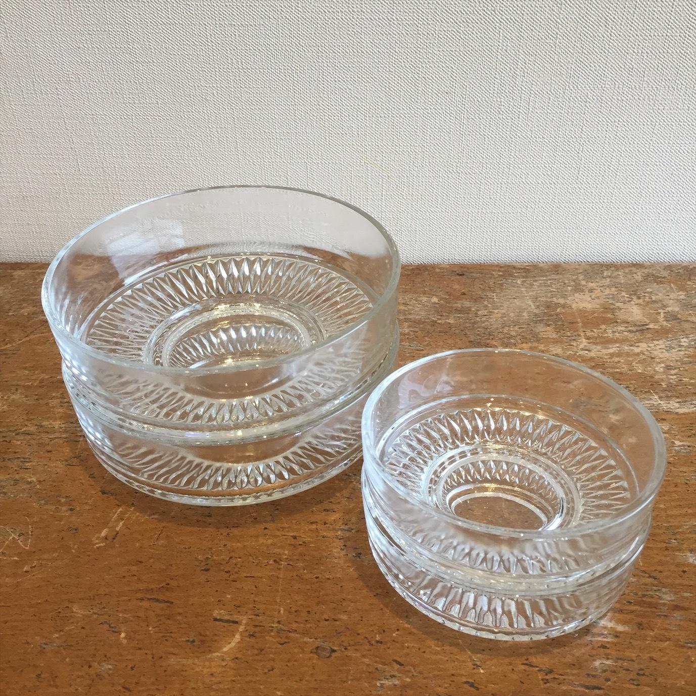 HOYAクリスタル ガラス小鉢(小)