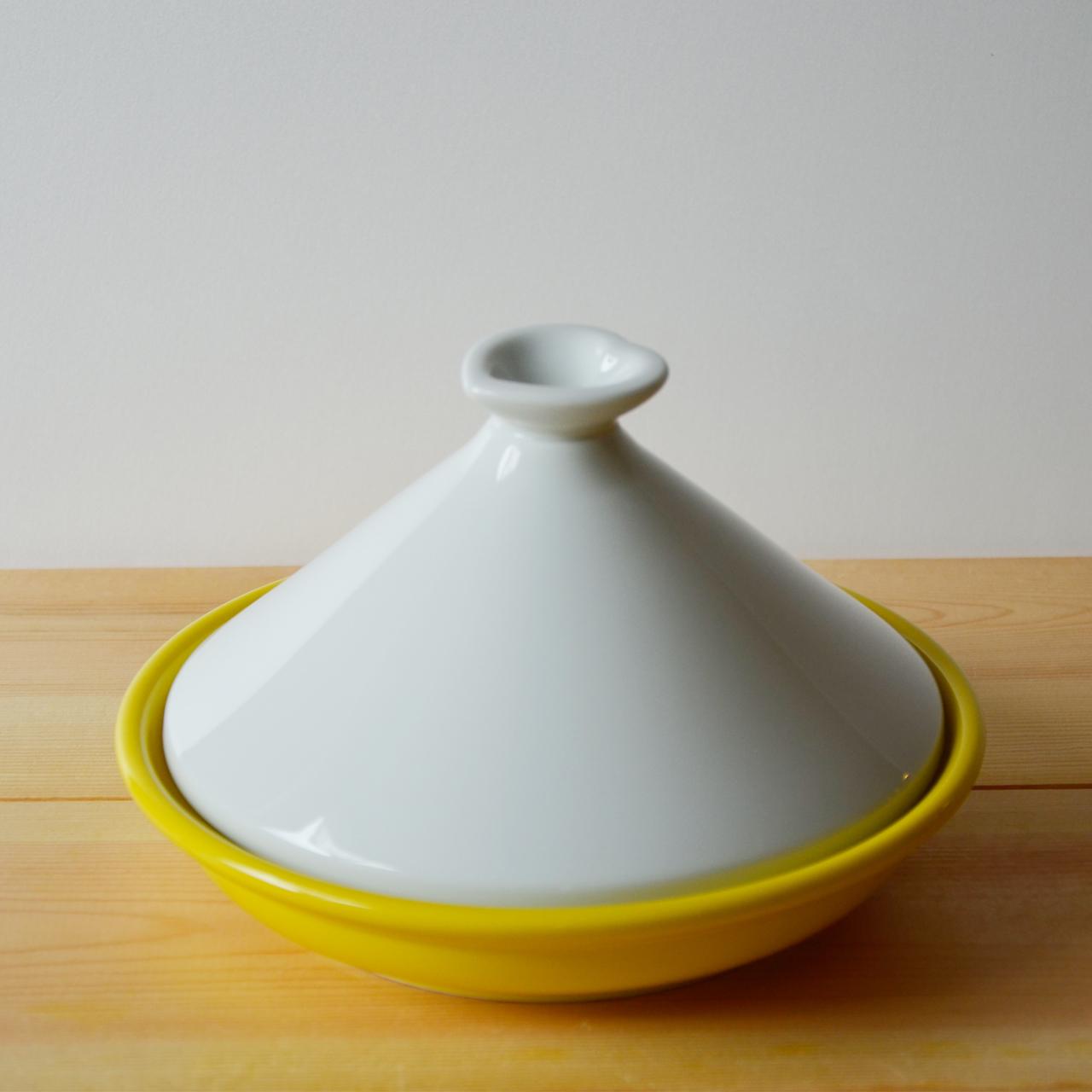 レンジ専用タジン鍋 (黄) 40-004-B