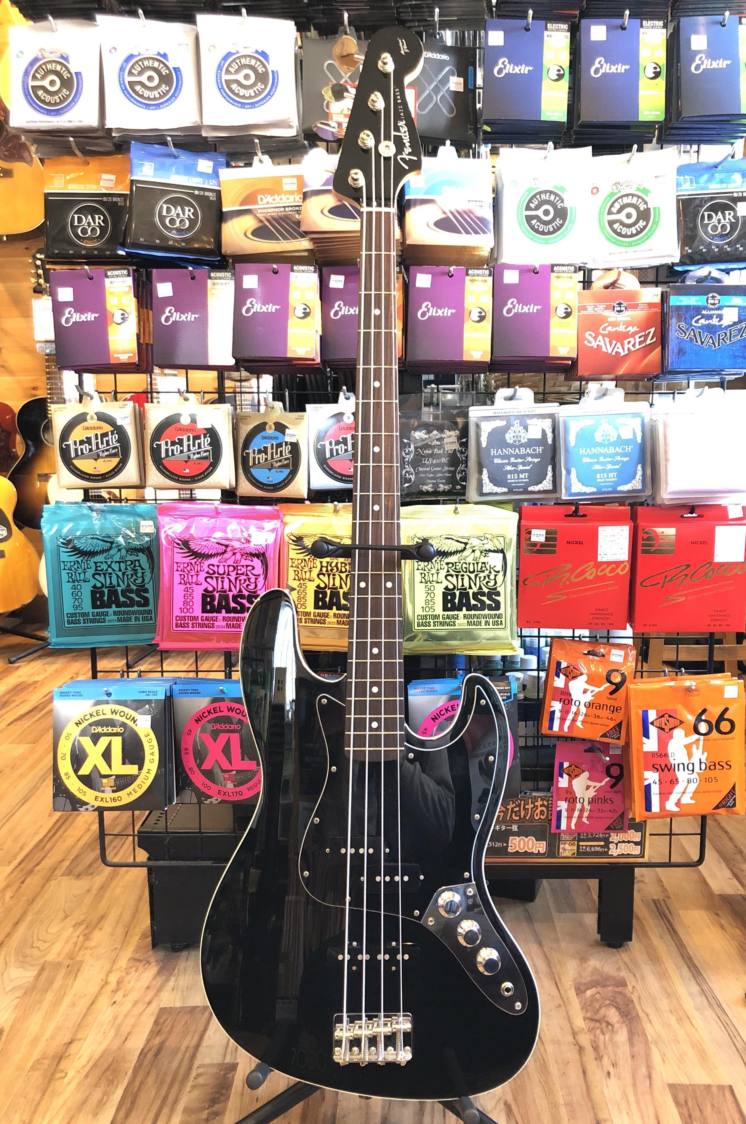 Fender(フェンダー)/Aerodyne Jazz Bass 中古良品
