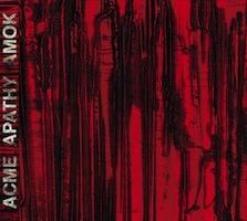 ENDON - ACME APATHY AMOK (CD)