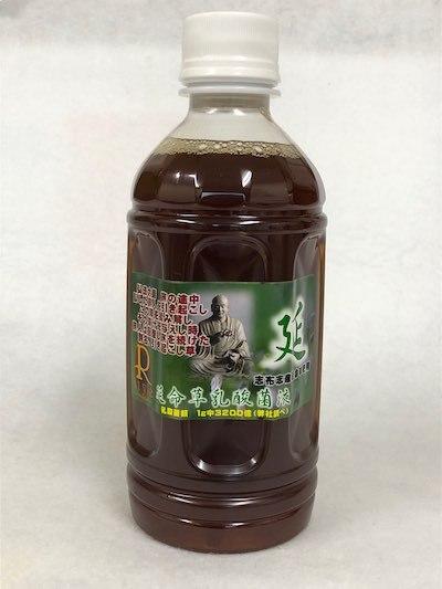 延命草乳酸菌液 延 350ml