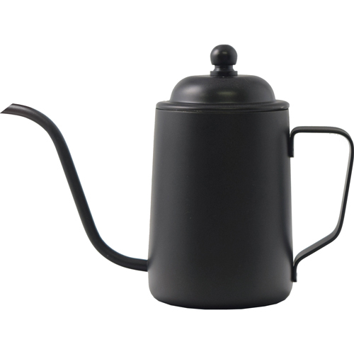 ハイマウント ミニドリップポット ブラックカラー 450ml