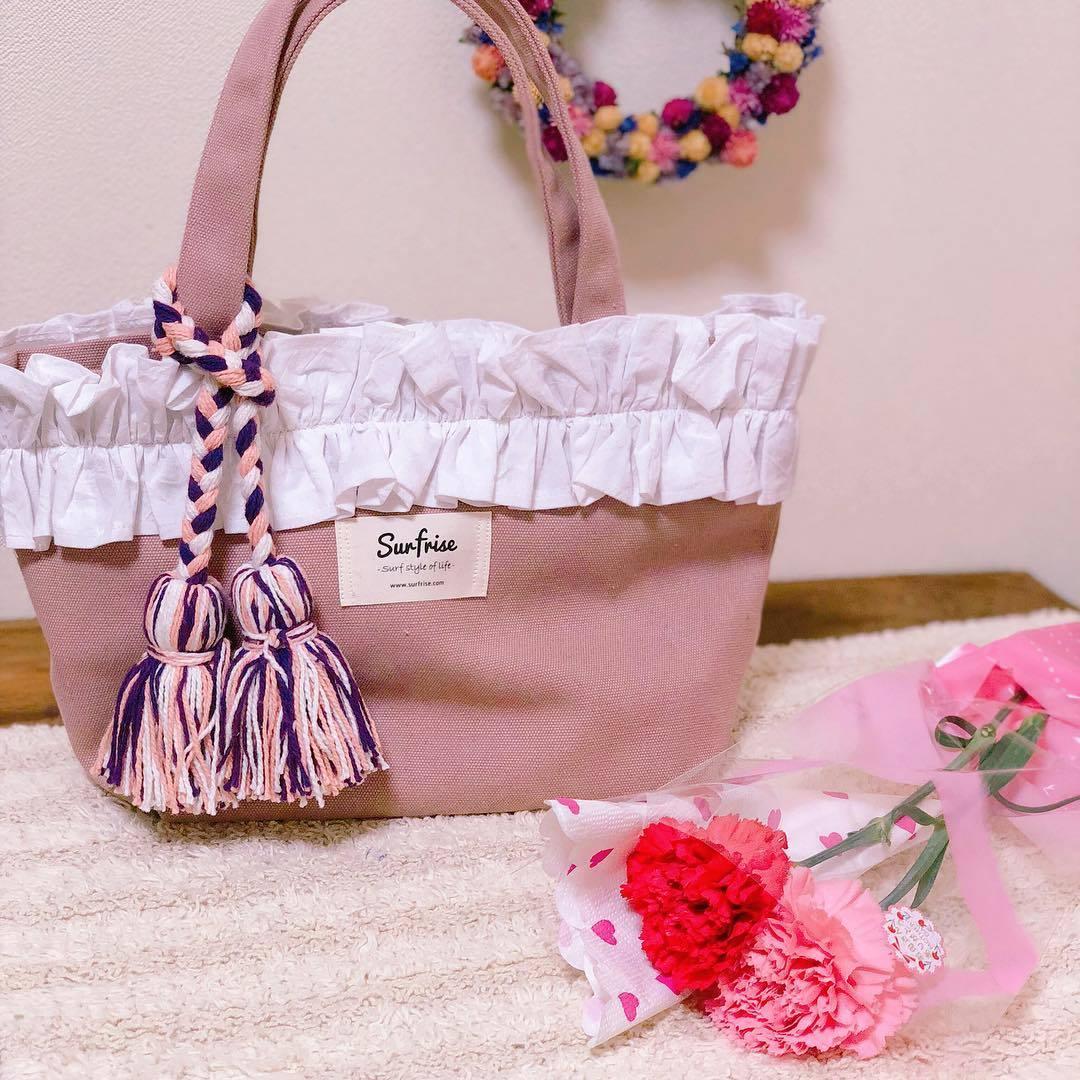 Fluffy bag2 - Pink