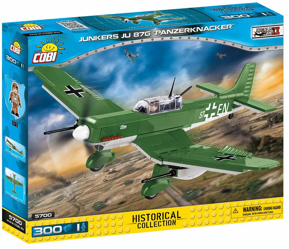 COBI #5700 ユンカース Ju 87G シュトゥーカ