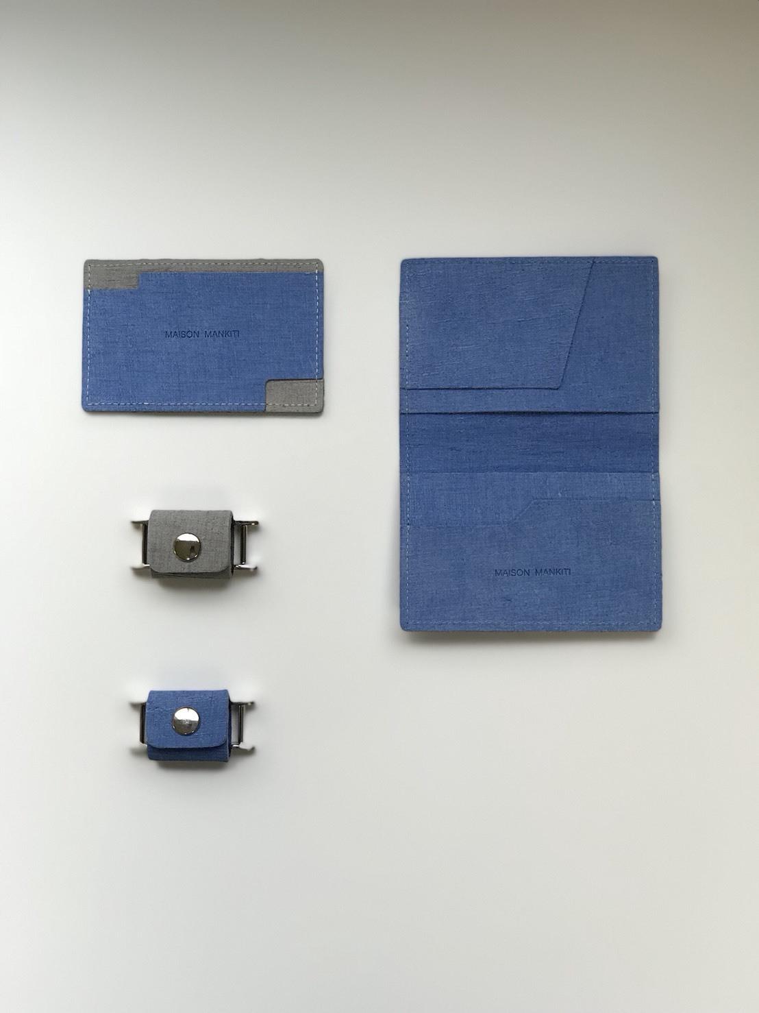 イヤホンコードホルダー ◻︎グレー◻︎ earphone cord holder - 画像5