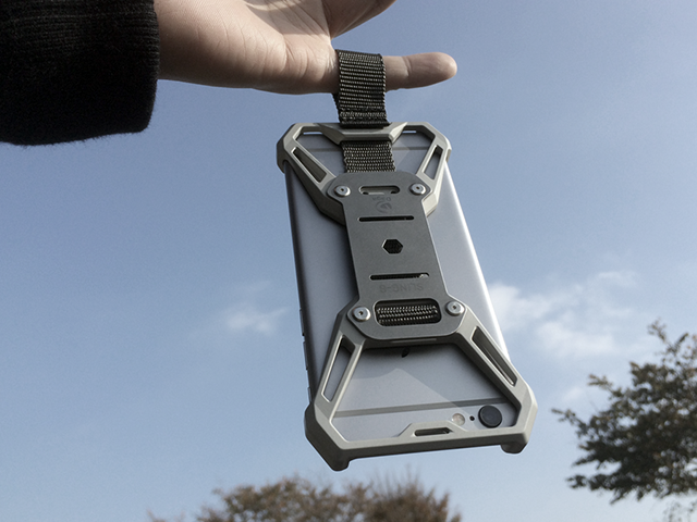 SLING-6 for iPhone6/6s (Silver) - 画像4