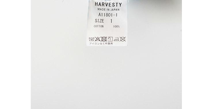 HARVESTY ハーベスティ 10ozデニムサーカスパンツused 正規取扱店 レディース サーカスパンツ パンツ デニム ゆったり 春 夏 秋 冬 通販 (品番a11801used)