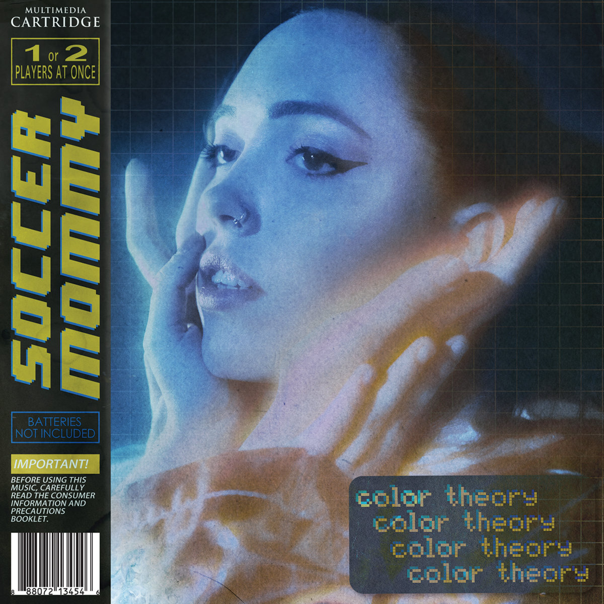 Soccer Mommy - Color Theory (LP)