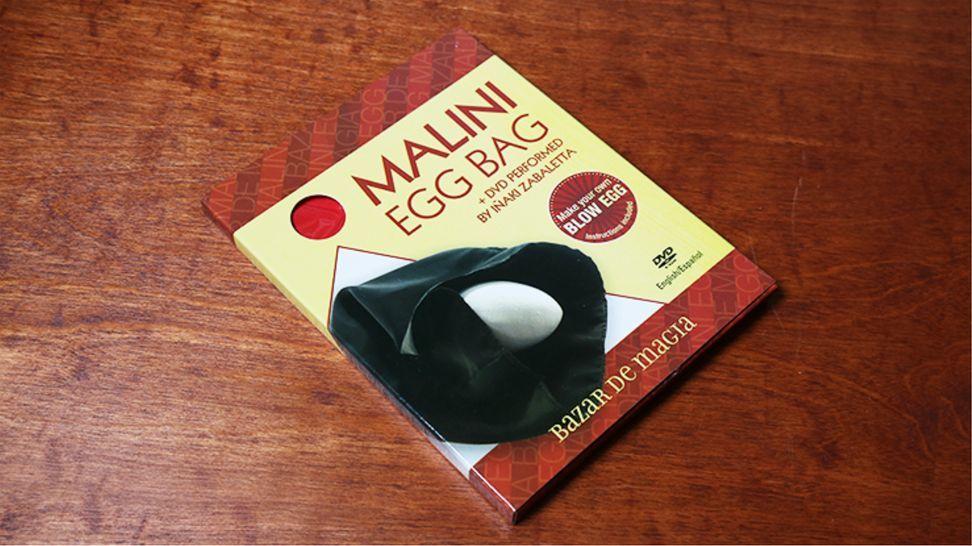 マリーニエッグバッグプロ Malini Egg Bag Pro(赤)