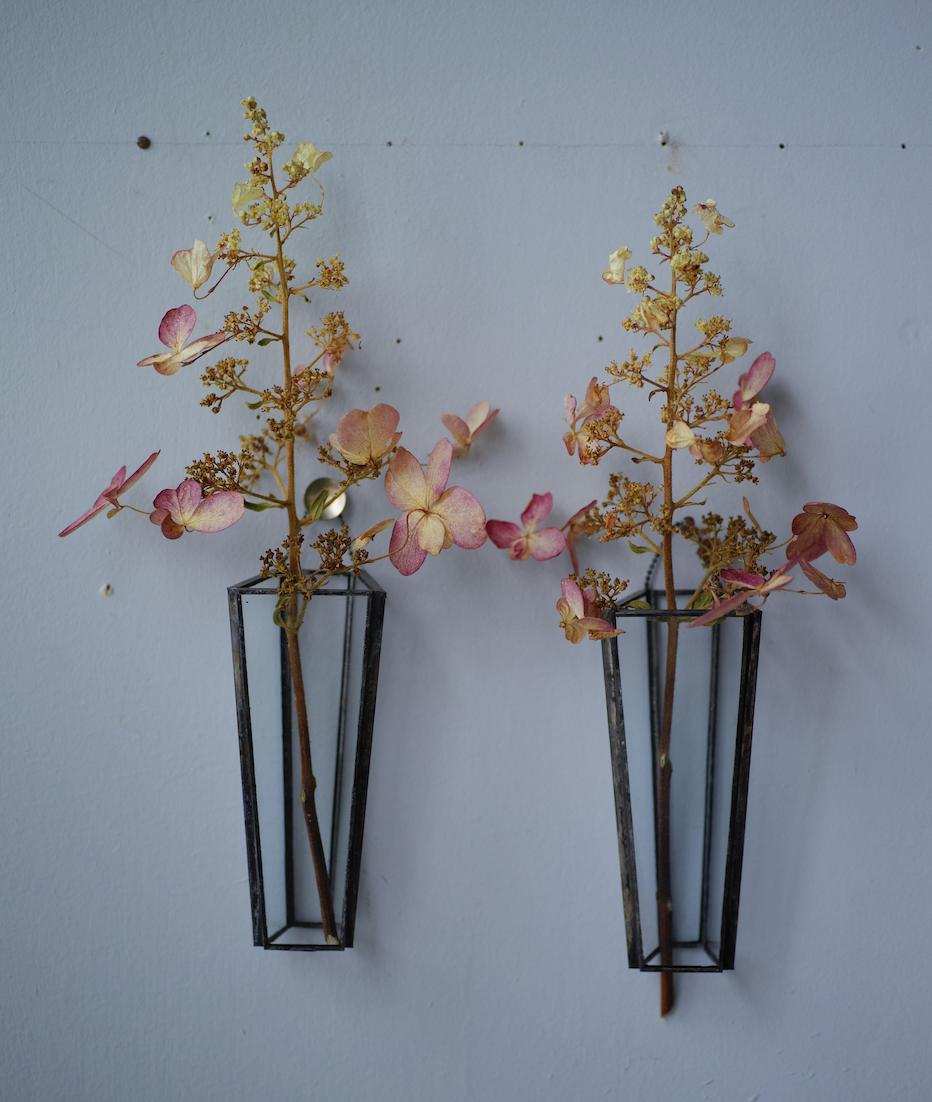 お在庫2点◆植物器:trapezium vase〚ピンキーウィンキー〛