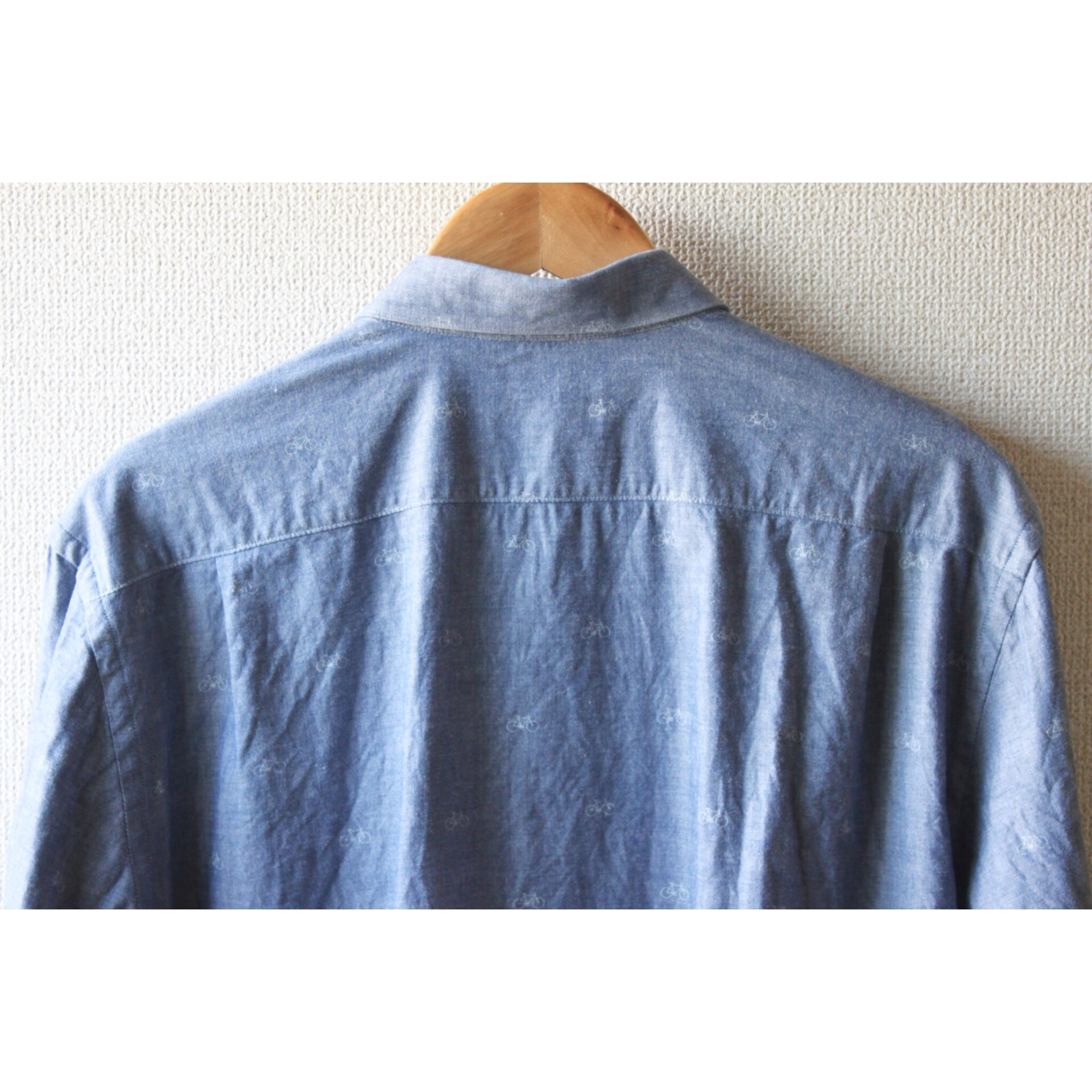 Paul Smith bicycle print shirt