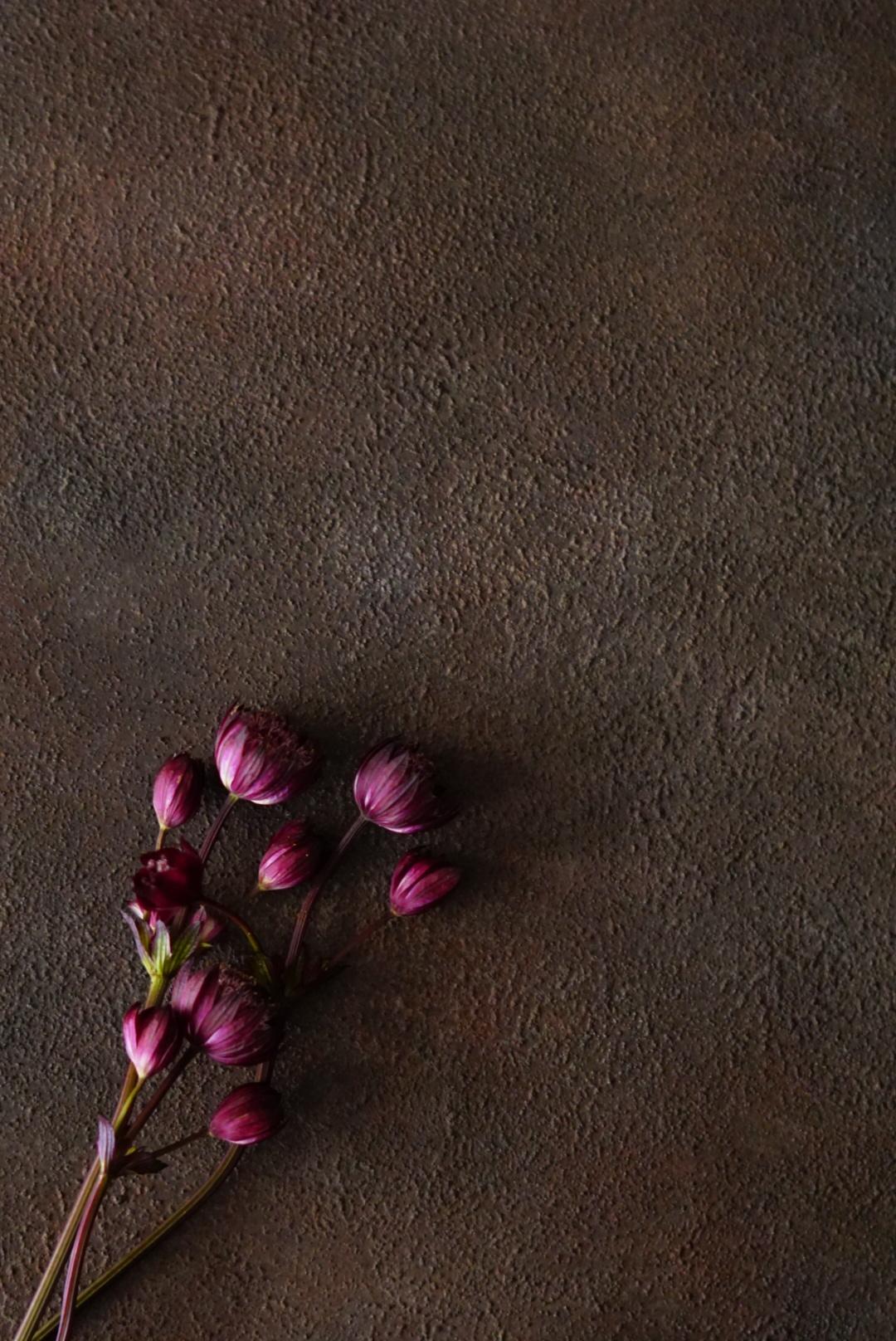 45 繊細な錆びたブラウンブラックカラー beautiful-rustic