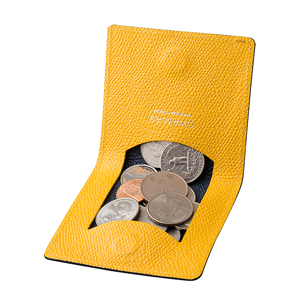 GRAMAS Money Clip Coin Case GMC836 - 画像3