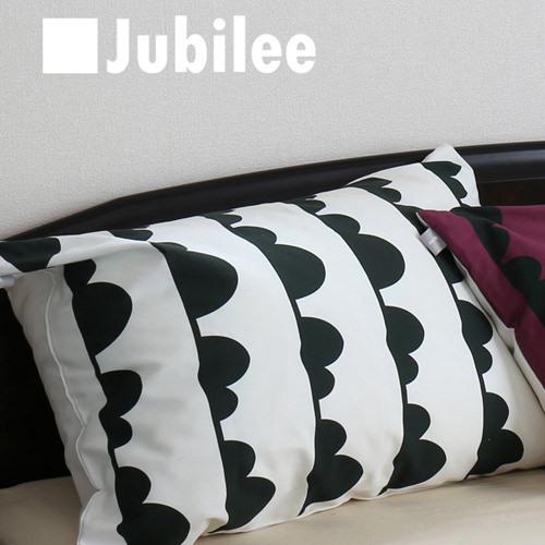 ピローケース ブラッククラウドライン 枕カバー