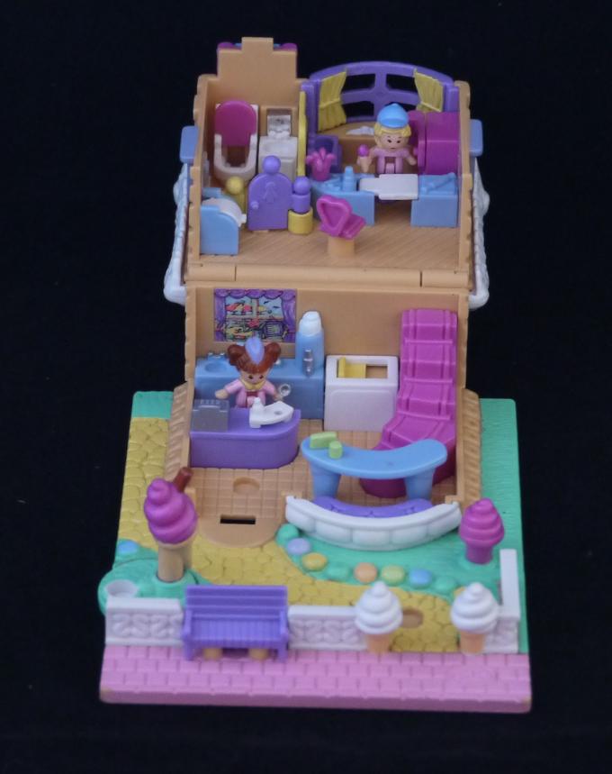 レア!みんな大好きソフトクリーム屋さん・バニラバージョン 1995年完品