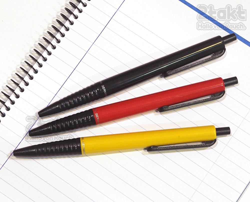 【Vintage品】  ドイツ デッドストック品 リサイクルマテリアル ボールペン