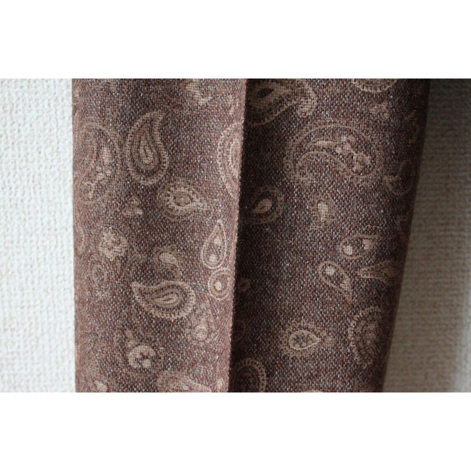 Vintage paisley slacks