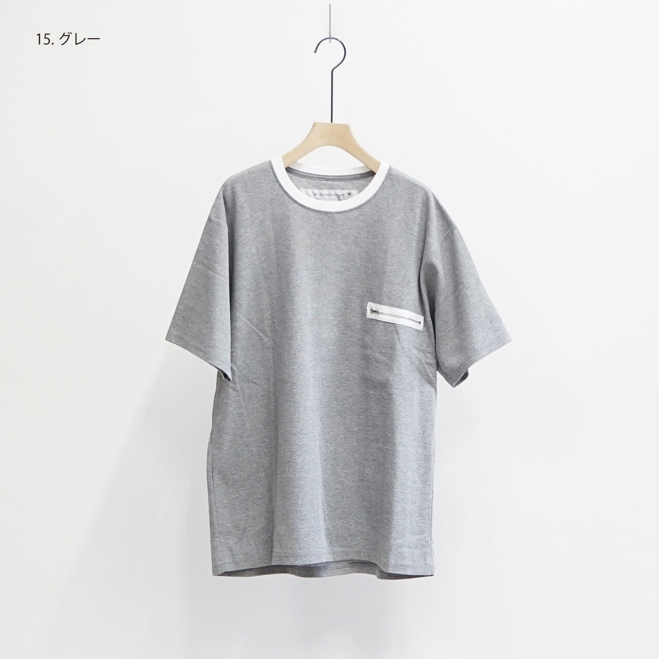 EEL イール ririポケTee 【返品交換不可】 (品番e-16502)