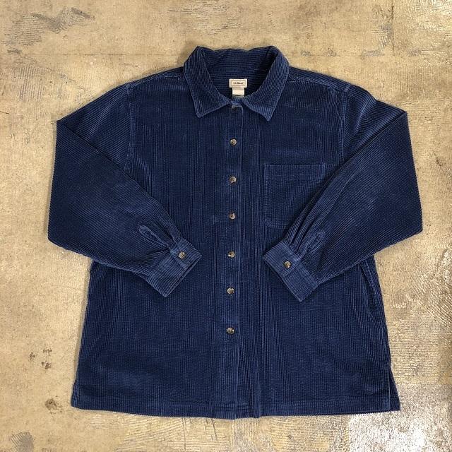 Llbean Corduroy Shirt #TP-520