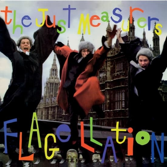 The Just Measurers - Flagellation (LP)