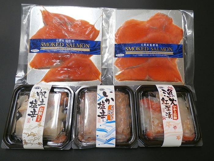 青森魚類 魚屋推薦¥5,000円ギフトセット