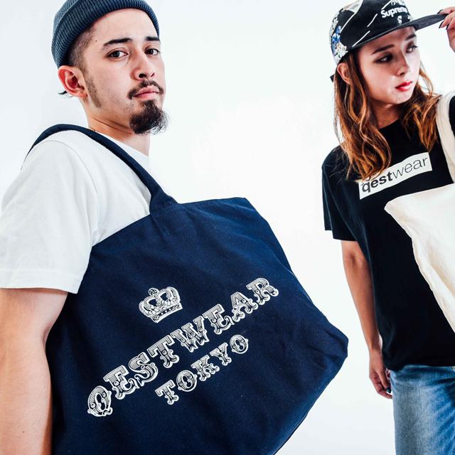 CircusTote Bag / Navy - 画像2